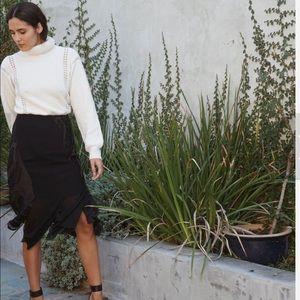 Maiyet Panel Skirt